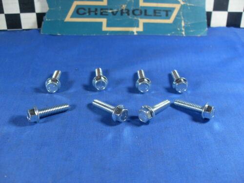 Chevy CAMARO CHEVELLE NOVA SS Z//28 327 302 350 Fin Aluminum Valve Cover Bolts