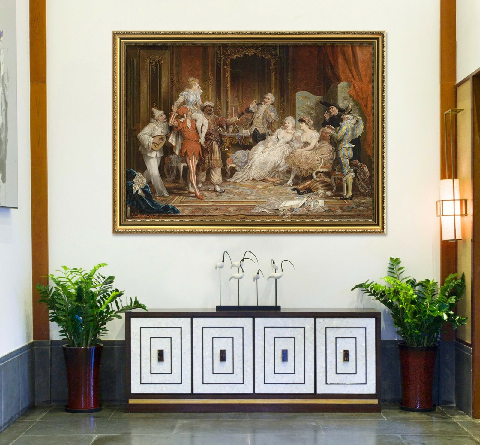 3D Man Lifts High 42 Framed Poster Home Decor Drucken Painting Kunst AJ WandPapier