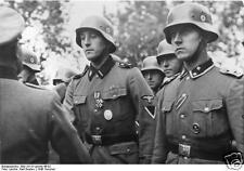 "German Troops Army World War 2 Germany 1940, Reprint Photo 6x4"""