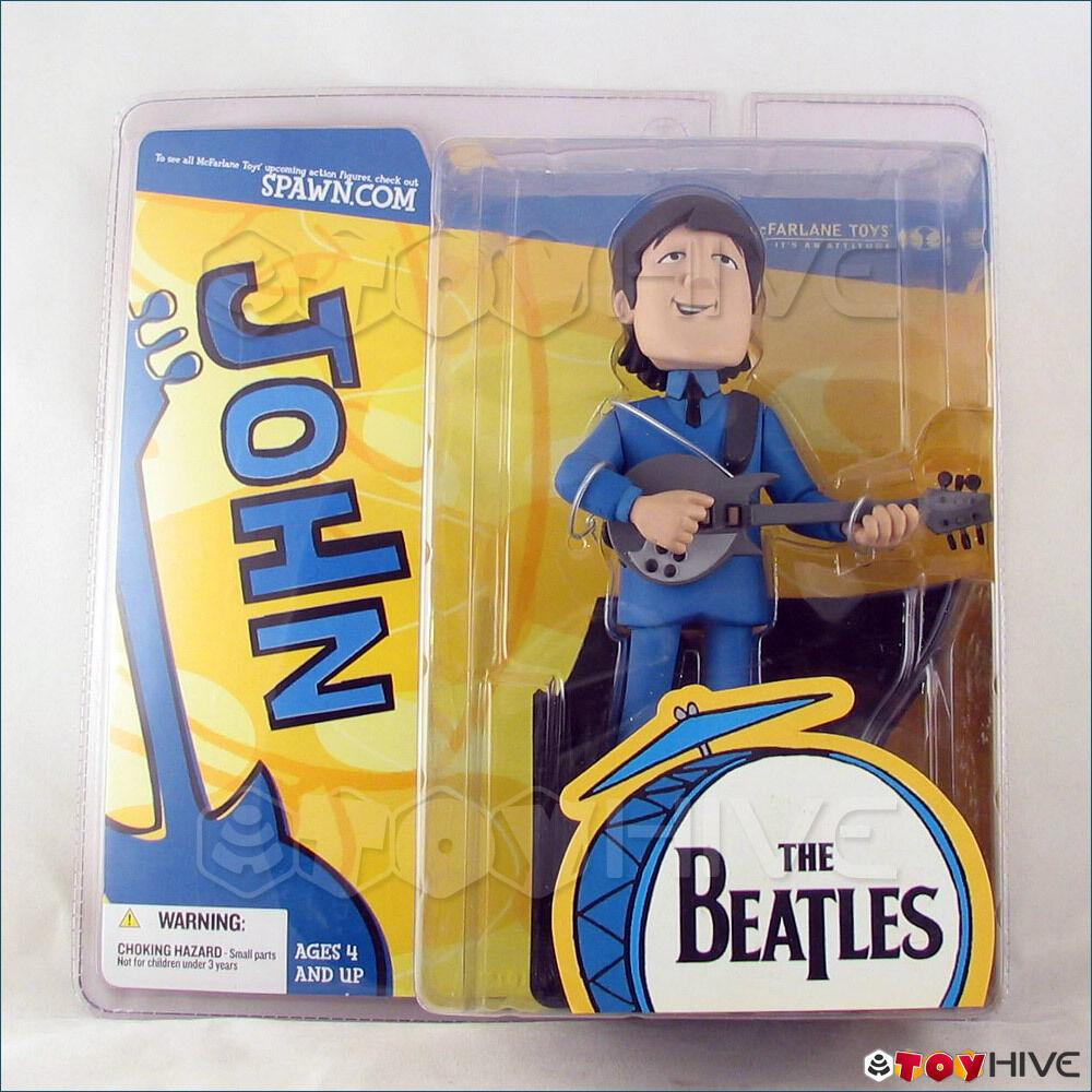 Beatles John Lennon Saturday Morning Cartoon figure 2004 by McFarlane Toys