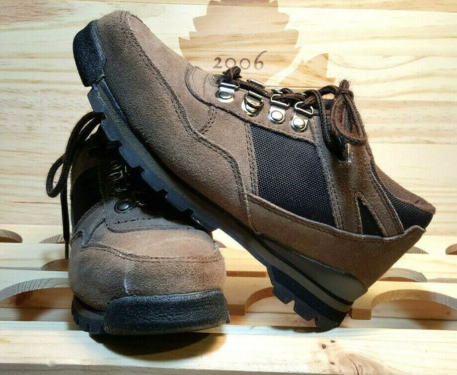 Lake of the Woods Steel Toe Hiking Boots Unisex Womens 6.5 M Boys 4.5 M