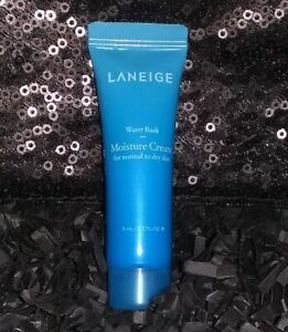 Laneige-Water-Bank-Moisture-Cream-Deluxe-Sample-Size-8ml-2oz-Hydrating-Soothing