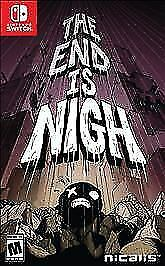 End-Is-Nigh-Nintendo-Switch-2017-Brand-New-Sealed-Free-Shipping