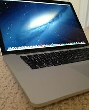 """Apple MacBook Pro 15"""" 15.4"""" Retina i7 2.7GHz 8GB 512GB SSD NEW BATTERY+PERFECT!"""