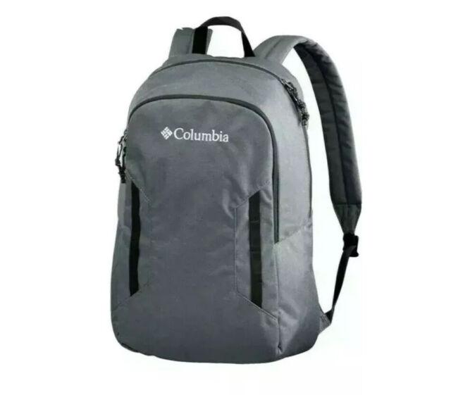 Columbia Oak Bowery Backpack 20L Backpack Rucksack Grey Multi pocket RRP £49