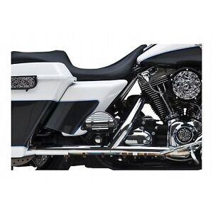 Arlen Ness 03-613 Custom Side Cover Set