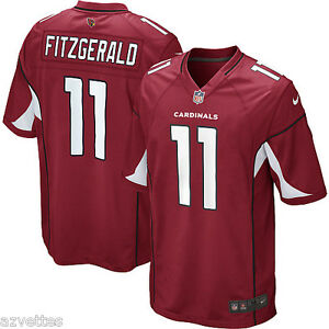 1ed38f68a NEW! [XL] #11 Nike® YOUTH Home Jersey NFL Arizona Cardinals Larry ...