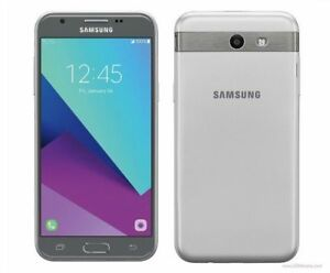 Details about Samsung Galaxy J3 Prime - SM-J327- 16GB - Silver - (MetroPCS)  Unlocked