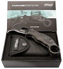 Walther Karambit Defense Knife 5.0764 Taschenmesser KDK Claw Messer 440C Stahl