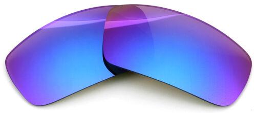 Violet Pit Miroir Oakley Rechange Polarisé Verres Bull De Iridium Pour Ikon wzCqp