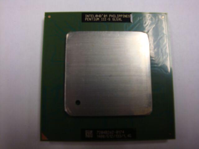 Intel Pentium III 1400 MHz 1.4 GHz socket 370 CPU SL5XL Fastest Tualatin PIII