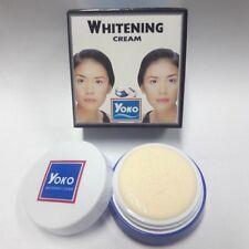 6 Yoko Whitening Cream Acne Dark Spot Freckle With Glutathione 4 G US SELLER
