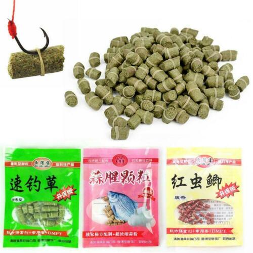 Carp fishing bait smell Grass Carp Baits Insect Elastic Particle Rods Lures JM