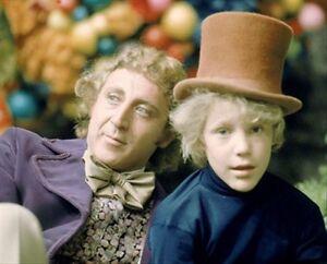 Willy-Wonka-amp-THE-CHOCOLATE-FACTORY-FILM-PH-8x10-PHOTO