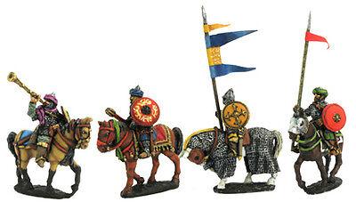 Teutonic Noblemen 15mm Mirliton