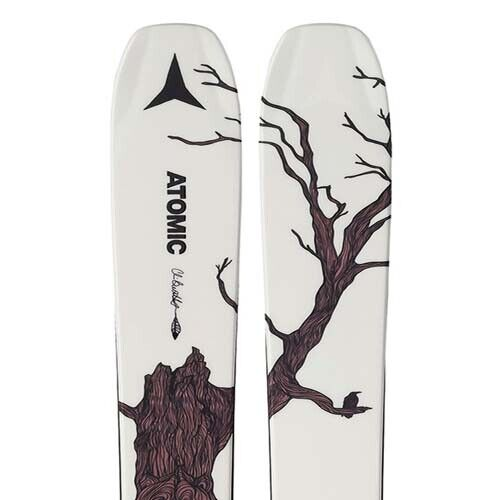 Without Bindings // Flat 176,192cm NEW ! Atomic 2020 Bent Chetler 120 Skis