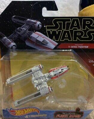 2019 Hot Wheels Star Wars Starships Resistance Y Wing Fighter Rise Of Skywalker Ebay