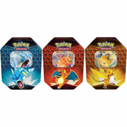 Hidden Fates Pokemon Hidden Fates Tin Bundle of 3