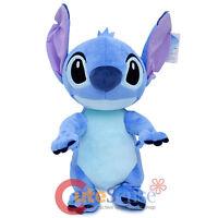 Disney Lilo And Stitch Plush Doll 17 Soft Toy Cushion Backpack