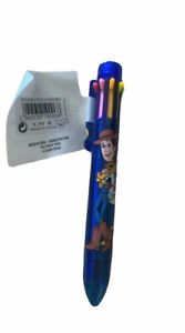 Stylo Pen Woody Buzz L'eclair Toy Story Disney Disneyland Paris New Neuf