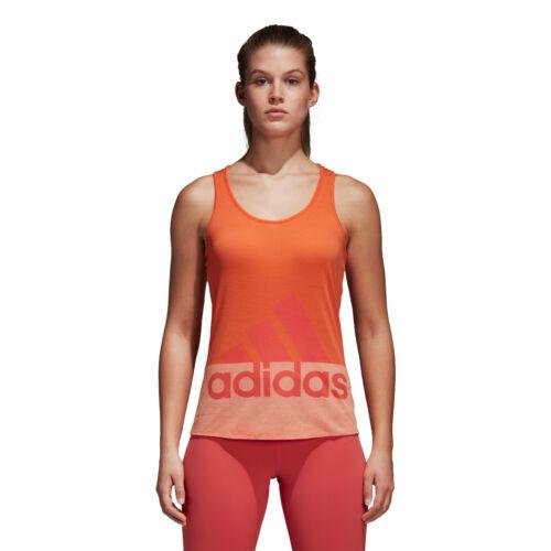 Elaborar Camisetas Cv7812 Logo Training Mujer Fitness Adidas Correr Tirantes a5qp760wx