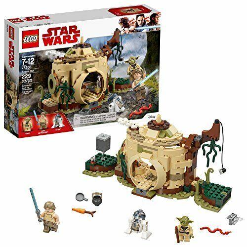 229 The Empire Strikes Back Yoda?s Hut 75208 Buildin g Kit LEGO Star Wars