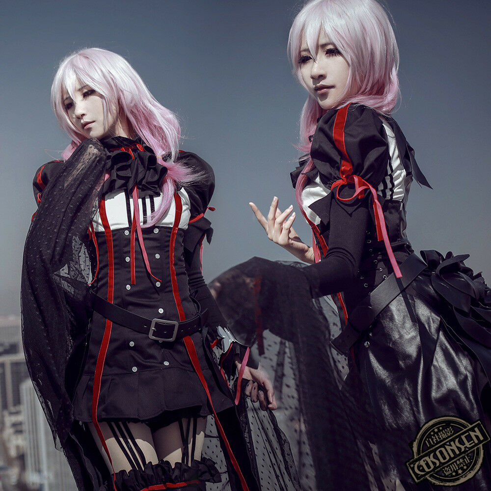 egoist inori yuzuriha guilty crown the corpse empire cover