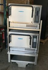 2009 Double Stack Turbochef Tornado Ngc Convections Oven With Stand Nice