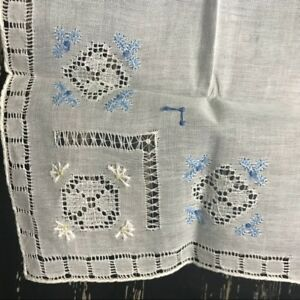 Vintage-NWOT-Something-Old-Something-Blue-Embroidered-Handkerchief