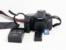 Canon EOS 60D 18.0 MP Digital SLR Camera Body ONLY 5k SHUTTER COUNT