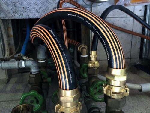 """Wasserschlauch Euro Trix,3//4/""""=19mm Rolle à 20m Contitech Eurotrix Gummischlauch"""