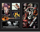 New Angus Young Signed AC DC ACDC Limited Edition Memorabilia Framed