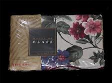 "Vtg BILL BLASS Springmaid Shabby ""EMPERIAL"" Floral Twin Flat Percale Sheet NIP"