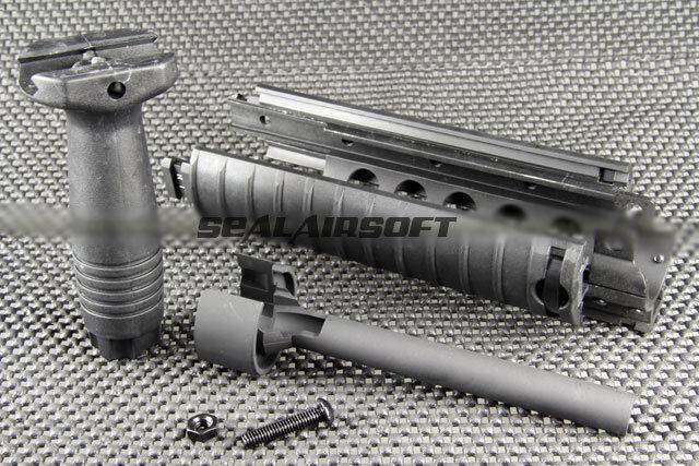 CYMA RAS MP5 Aluminum Handguard Set C.52 HD-003