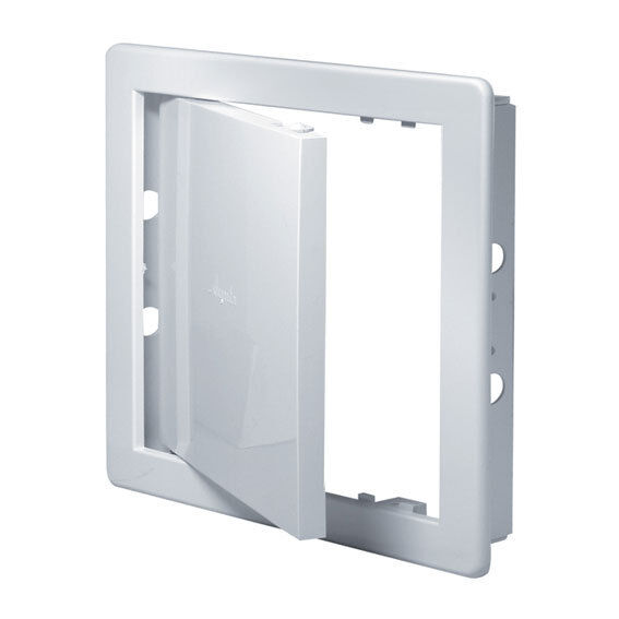 "Access Panel 300mm x 400mm / 12"" x 16"" White Inspection Door Hatch 30cm x 40cm A"