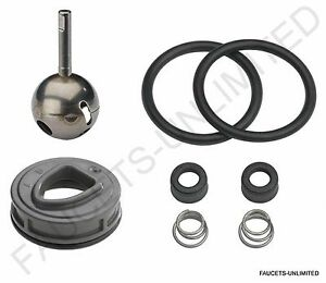 Genuine Delta Kitchen Faucet Repair Kit Ball Seats Springs Orings