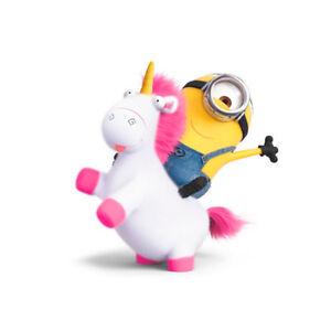 Cattivissimo-Me-3-PELUCHE-MINIONS-Unicorno-Pluche-Toy-Morbidoso-Mel-Dave-Carl