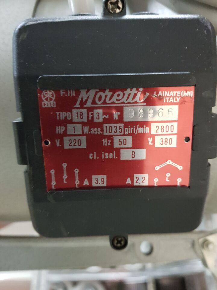 Kompressor, Power crafted kompressor