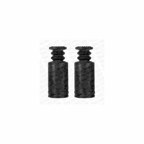2x Monroe Front Axle Shock Absorber Dust Cover Kit Boot Gaiter Bellow Genuine