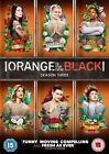 Orange Is The Black Complete Season 3 Region 2 DVD DISPATCH in 24hrs