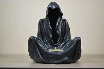 Sparsam Tod Mit Teelicht Grim Reaper Gothic Figur Deko