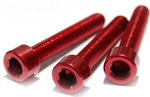 ALUMINIO-Pernos-M6-X-35-cilindrico-DIN-912-ROJO