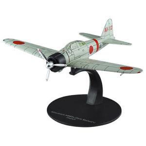 Deagostini-WW2-Avion-Volumen-11-Luchador-1-72-Mitsubishi-A6M2b-Zero-Modelo-21