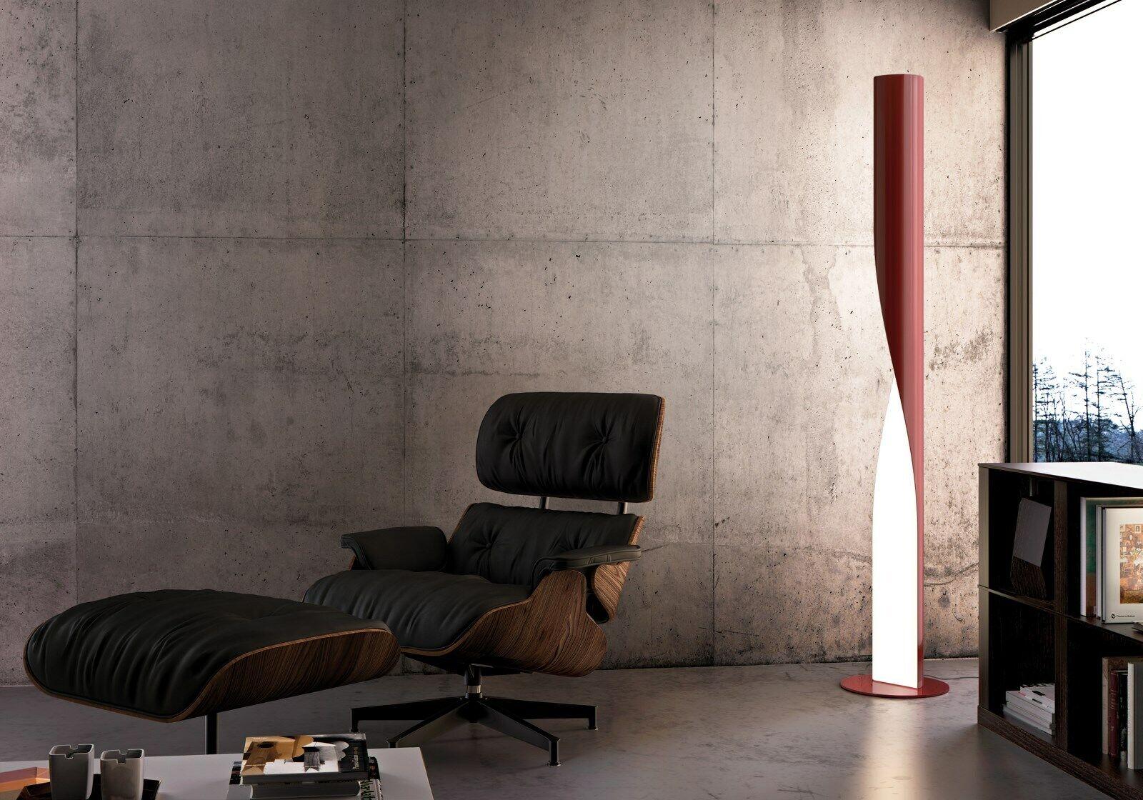 KUNDALINI EVITA LED Moderne Italianische Stehleuchte Exklusiv Stehlampe190cm NEU
