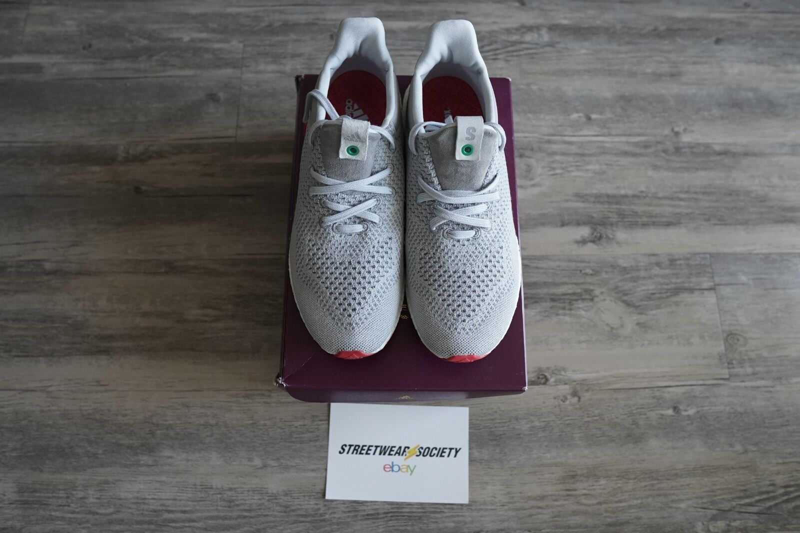 Adidas x Ultra Boost Uncaged SOLEBOX 1.0 size 9.5 - 100% authentic