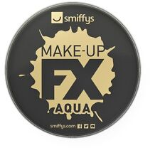 `Smiffys Make-Up FX on Display Card Aqua Face and Body Pain.. Pink NEW
