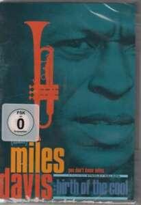 Miles Davis - Birth Of The Cool Nuovo DVD Region 2