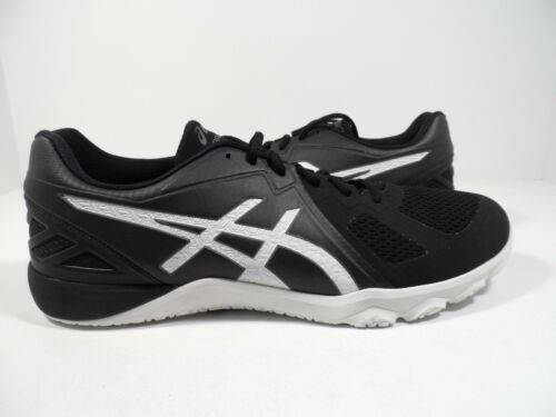 Conviction Negros Asics Cross Zapatos trainer 5 X Hombre 7 blanco Size blanco 5qwxa6