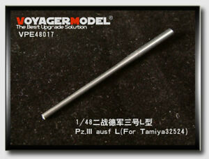 Voyager-Detail-Set-for-1-48-Panzer-III-Ausf-L-for-Tamiya-kit-32524-VPE48017