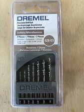DREMEL Drill Bit Set 7p 628 Tool Tools/_IU